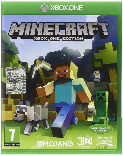 Minecraft für die Xbox One bei amazon.it