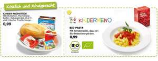 Im Juni bei IKEA: Getränk und Zwei-Gänge-Menu für´s Kind 0,99 €