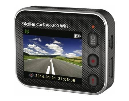 [allyouneed] Rollei CarDVR-200 WiFi Autokamera für 59,90 EUR