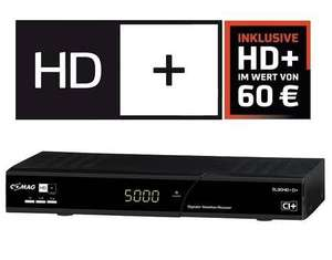[Allyouneed] COMAG SL90HD+ CI+ Full HD Satelliten-Receiver inkl. 12 Monate gratis HD+ Karte für 79,90 EUR