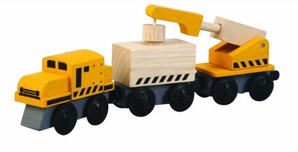 [Amazon-Prime] Kran-Zug aus Holz