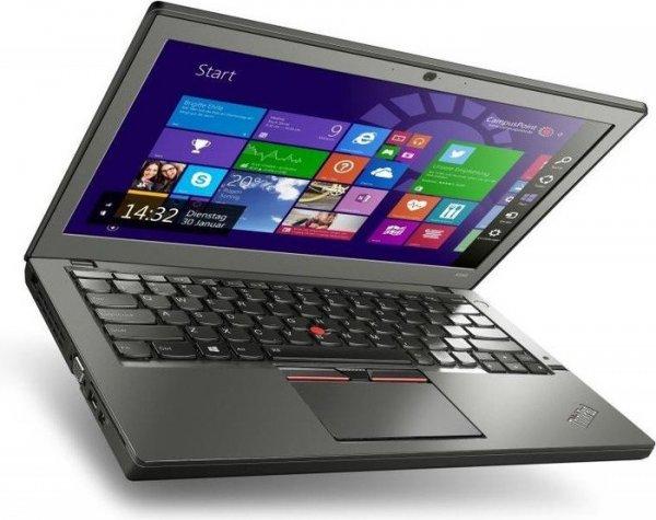 """Lenovo ThinkPad X250 - Core i3-5010U, 4GB RAM, 500GB HDD, 12,5"""" Display matt, Win 8.1, 1,4kg - 818,77€ @ Lenovo [mit Full-HD ab 924,68€]"""