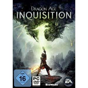 [Conrad] Dragon Age 3 Inquisition für PC & Assassin´s Creed Brotherhood PC für 3,50€@Conrad