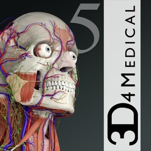 [iOS] Essential Anatomy 5 für 0,99€ anstatt von 25€
