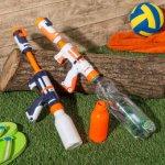ALDI Nord: Hasbro NERF Super Soaker Bottle Blitz mit PET Flaschenanschluss nur 9,99 Euro