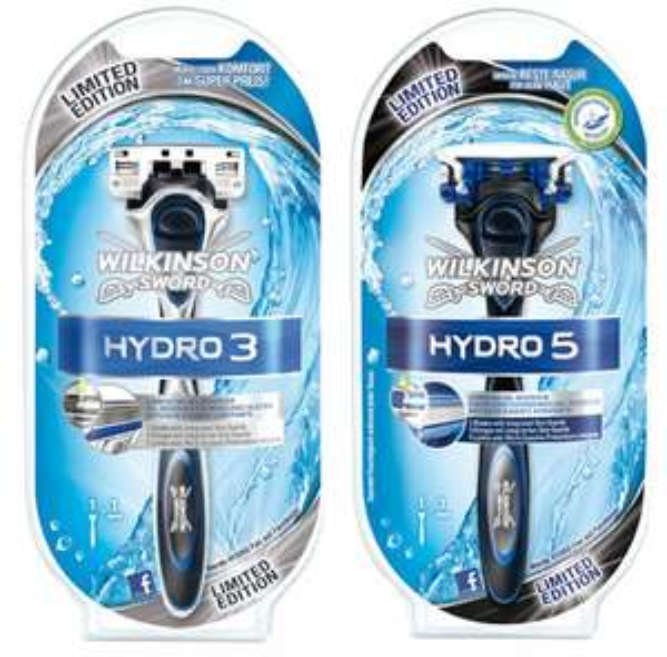 [Regional KW 23] Gratis Rasierer Wilkonson [Hydro 3/5 & Hydro Silk] Edeka & E-Center Minden-Hannover