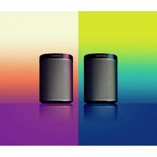 Sonos PLAY:1 Doppelpack für 339,00€ - 16,95€ (5 Fach Payback Punkte) Stückpreis = 161,00€ @conrad.de