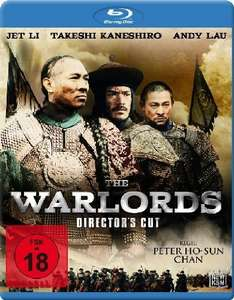 The Warlords (Director's Cut) - (Blu-ray) für 3,99 € > [saturn.de] > Vsk frei #Update#