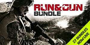 [Steam] Run & Gun Bundle inkl. Sammelkarten und 2x Operation Flashpoint @ Bundle Stars