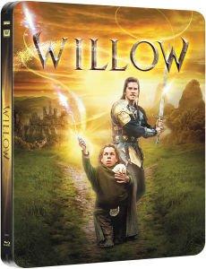 [Blu-ray] Willow (Steelbook) + Get On Up - Limited Edition (Steelbook) - zusammen 12,90€ (mit dt. Ton) @ Zavvi.nl