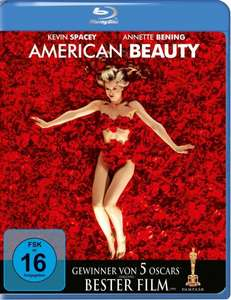 [Amazon Prime] [Kevin Spacey Bluray Sammelthread] American Beauty, Kill the Boss, Sieben, Das Leben des David Gale, L.A. Confidential ... ab 5,99€