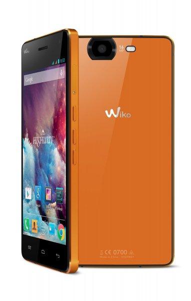 [Amazon.fr] Wiko Highway Dual-SIM (5'' FHD IPS, 2GHz Octacore, 2GB RAM, 16GB intern, 16 MP und 8 MP) für 198€