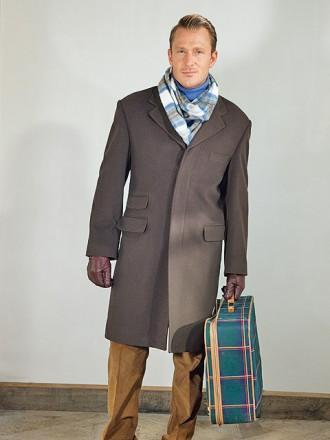 Herrenmantel Coventry Coat für 104,95€ statt 229€ bei John Crocket (AUSVERKAUFT!)