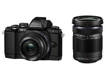 Olympus OM-D E-M10 Kit 14-42 mm EZ + 40-150 mm für 711€ @ Foto Garack
