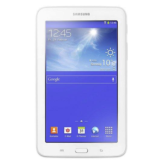 [REAL ONLINE] Samsung 17,78 cm (7 Zoll) Quad Core Prozessor (4 x 1,3 GHz) Galaxy Tab 3 7.0 Lite (SM-T113N)