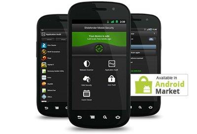 Bitdefender Mobile Security (Android) 6 Monate kostenlos! > [bitdefender.com]