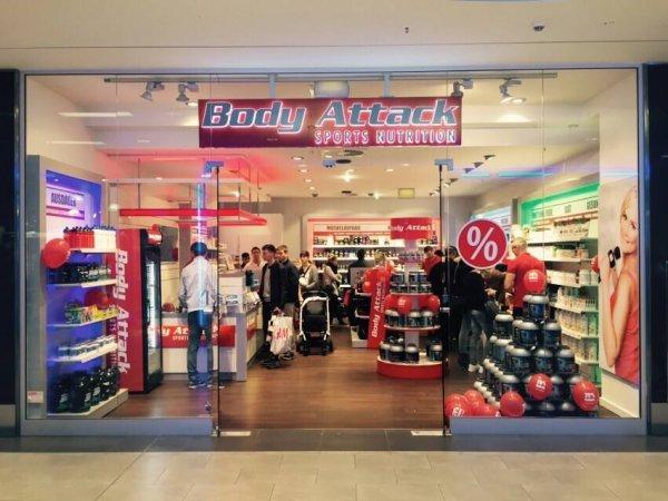 (Lokal Hamburger Meile) - 20% auf alles. Neueröffnung Body Attack Premium Store.