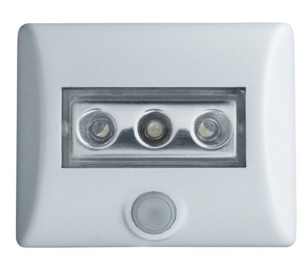(Amazon.de-Prime) Osram LED Nightlux LED-Nachtlicht mit Bewegungsmelder und Helligkeitssensor in weiß für 7,01€
