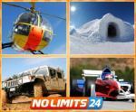 Speeddeal - Formel 1 Rennwagen fahren, Iglu-Übernachtung für Zwei, Flugzeug selber fliegen und mehr bei NoLimits24 – für 9,90 Euro statt 25 Euro