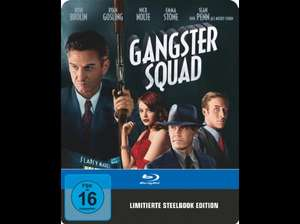 [Amazon Prime & Saturn] [Sean Penn Bluray Sammelthread] Gangster Squad Steelbook für 9,99€ *** Mystic River, Dead Man Walking, Milk für 7,97€