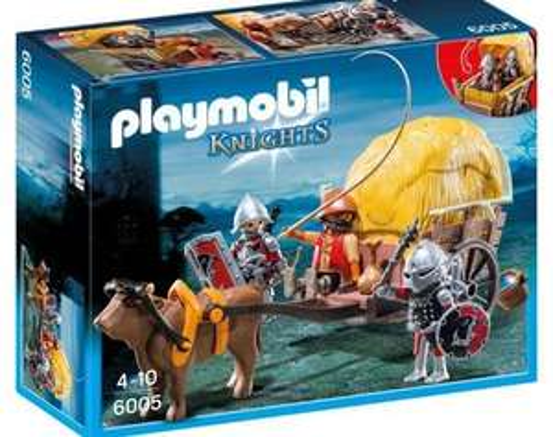 [Amazon Prime] Playmobil-Ritter & Samurai-Deals   mit dabei: PLAYMOBIL 5493 - Adventskalender, Kampf um den Drachenschatz 9,92€ (Idealo: ab 16,19 €)