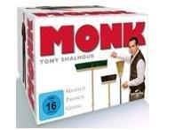 [Amazon] Monk - Die komplette Serie DVD (32 Discs) EUR 37,97