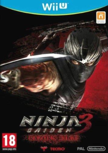 [Ebay] NINJA GAIDEN 3 Wii U Nintendo Spiel Razor's Edge Kampfspiel DEUTSCH