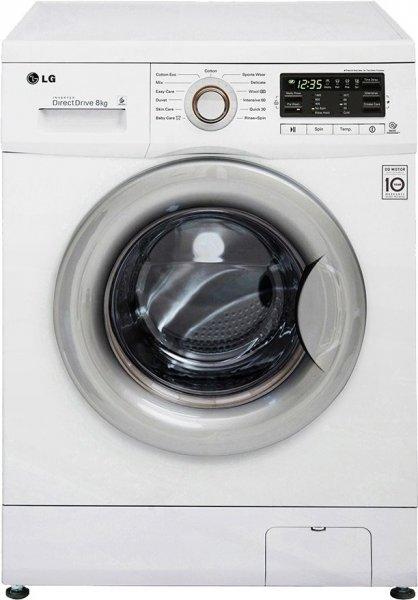 Inverter Waschmaschine LG F14B8TDA7 8kg A+++ Technikdirekt.de