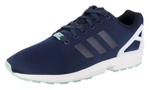 adidas Originals ZX Flux Sneakers NAVY (SIZE: 44/45/46 oder 48) ggf. 5% QIPU inkl Versand + weitere Modelle