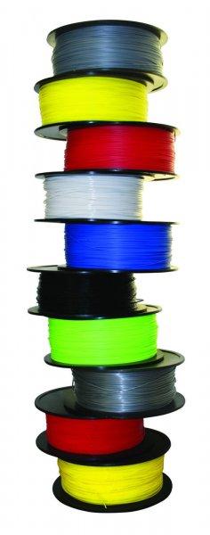3D Drucker Filament 1,75mm/3mm, 1kg Spule PLA/ABS @eBay