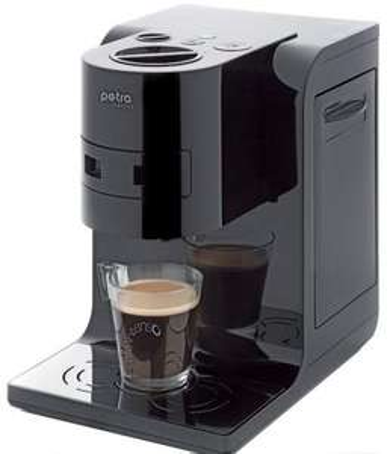 petra km kaffeepadmaschine. Black Bedroom Furniture Sets. Home Design Ideas
