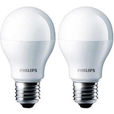 6x Philips LED glühbirnen e27 ersatz 60w 9,5w für 24,42€ @conrad