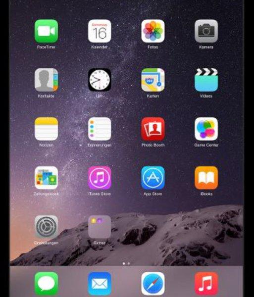 iPad Air 2 WiFi 64GB Spacegrey @ebay