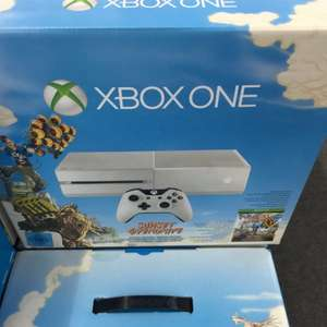 Xbox One weiß + Sunset Overdrive | Media Markt Bielefeld
