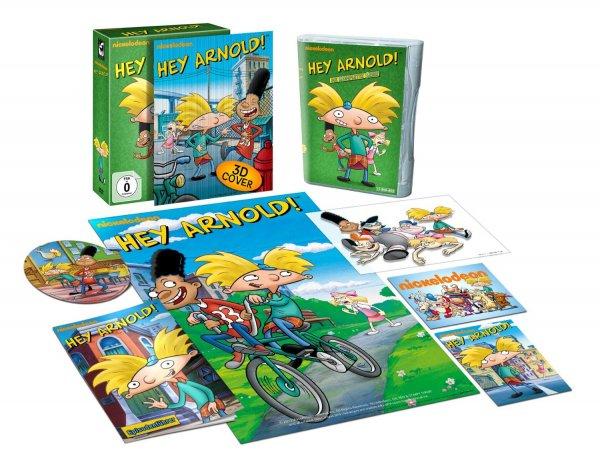 (Amazon.de) Hey Arnold! - Die komplette Serie DVD für 49,99€