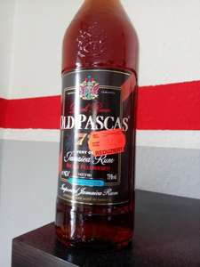 [Lokal] Rum Old Pascas 73% - 0,7L - 12,10 Euro [Kaufland Dresden & Leipzig]