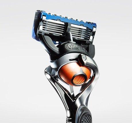 [offline]  Alten Gillette -Rasierer gegen Proglide Flexball einwechseln