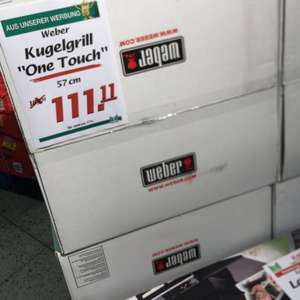 [LOKAL] Weber One Touch Classic 57cm