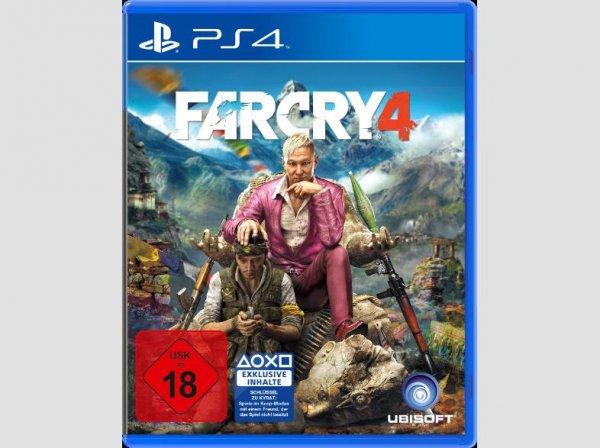 [Saturn.de] Far Cry 4 - Limited Edition für PlayStation 4 (mit Newsletter-Gutschein & Füllartikel)