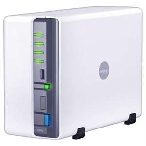 Synology Diskstation DS211j NAS System bei Cyberport 159,90 €