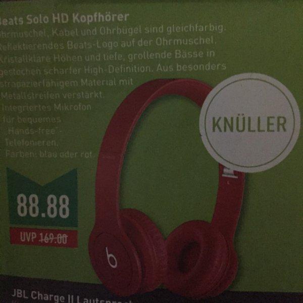 [Marktkauf in Recklinghausen] Beats Solo Hd Kopfhörer