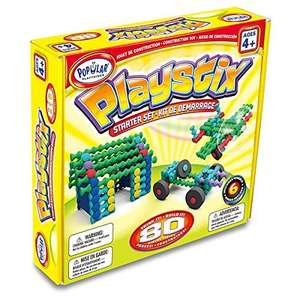 [Amazon-Prime] Leisen - Playstix Starter Set, 80 Teile