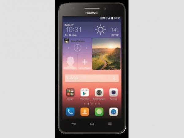 [Saturn.de] Huawei Ascend G620S in Schwarz & Weiß