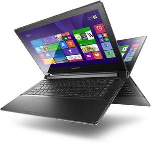 "[Amazon.de] Lenovo Flex 2-14 (14"" FHD IPS) Core i3-4030U, 8GB RAM, 128GB SSD, NVIDIA GeForce 840M 2 GB, Touchscreen, Win 8.1 für 499€ (WHD: 432,69€)"