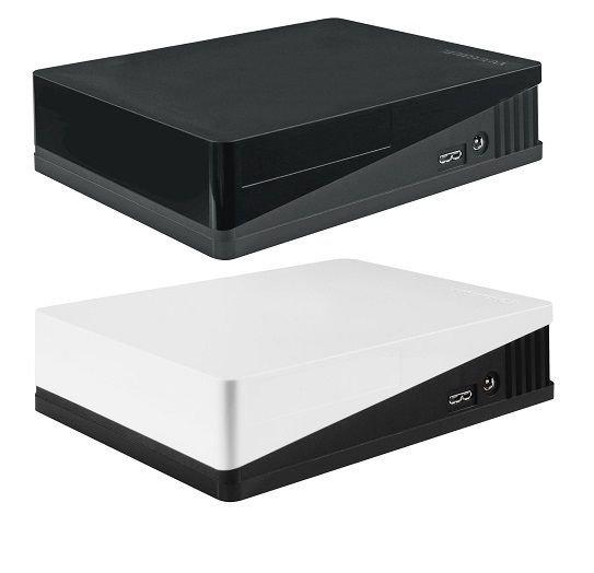 [mediamarkt.de & eBay.de] Toshiba Stor.E Canvio 3TB USB 3.0 externe Festplatte 3,5 Zoll schwarz & weiß/schwarz für 69€