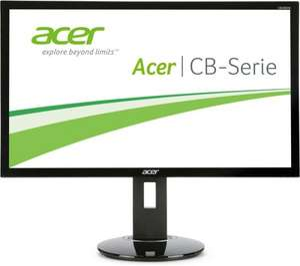 "Acer Professional CB280HK - 28"" UHD-Monitor, 60Hz, DVI/HDMI/DP, Pivot, Swifel, 3 Jahre Garantie - 299,99€ @ ZackZack.de"