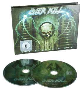 Overkill - The Electric Age (CD + DVD Digipack)  im Saturn für 5,00 €