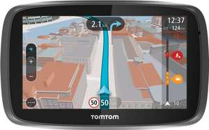 [Amazon WHD] Navi TomTom Go 500 Speak & Go