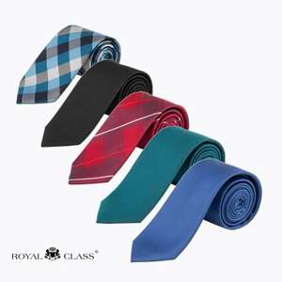 [ALDI Nord] ROYAL CLASS® Krawatten aus reiner Seide ab 01.06.