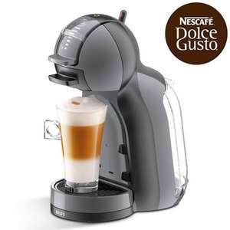 Thomas Philips Off/Online Krups Nescafé Dolce Gusto Mini Me KP 1208 Schwarz-Anthrazit 59,50€ (Idealo ab 79,90€)
